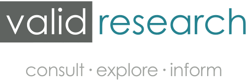 Valid Research Logo